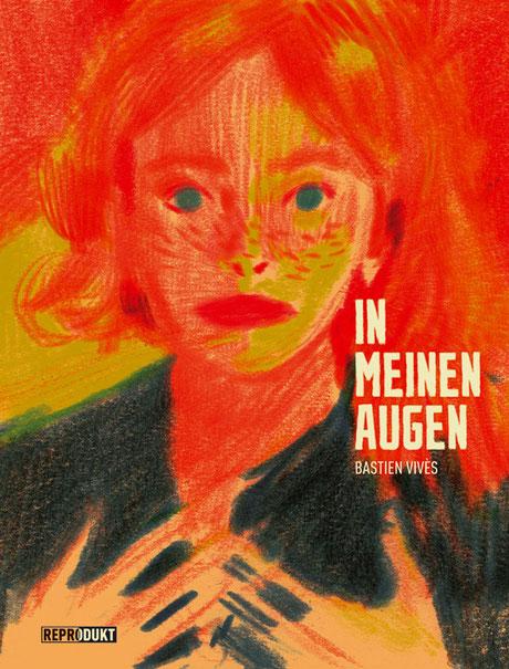 Cover zur Graphic Novel In meinen Augen