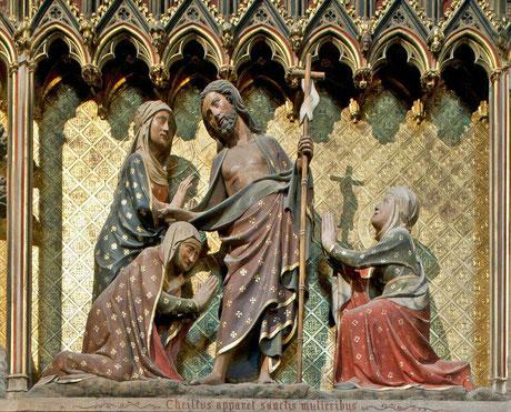 L'Apparition aux Saintes Femmes - Clôture sud