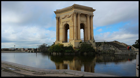 Montpellier - Aqueduc Saint-Clément