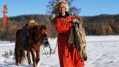 Le cavalier mongol ; Hamid Sardar. Culture Max de nature