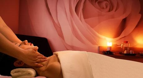 Massage, Entspannung, Wellness,