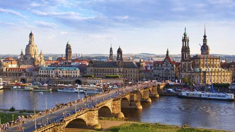 Stadt Dresden, © Sylvio Dittrich (DML BY)