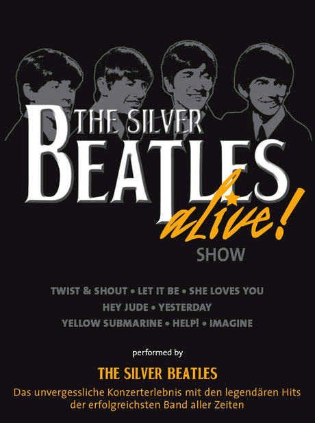 Johnny Silver - Beatles Alive Show
