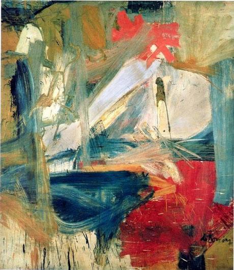 Dipinto di Willem de Kooning