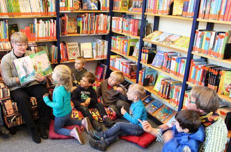 Bücherei Milte