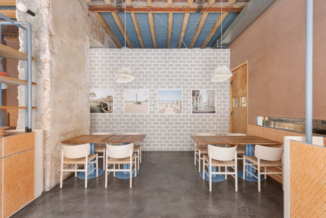 Sterne Restaurant, Mailand, Design,