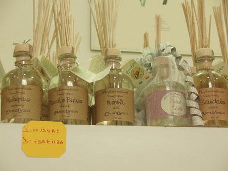 Prodotti ed essenze per l'Aromaterapia, erboristeria L'Altea a Roma