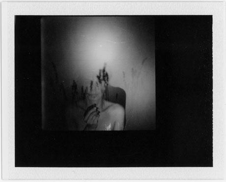 Ajna | 2017| Polaroid