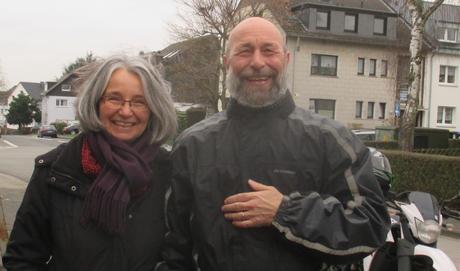 Jutta und Gernot. Mein persönliches Nikolauspaar des Jahres.