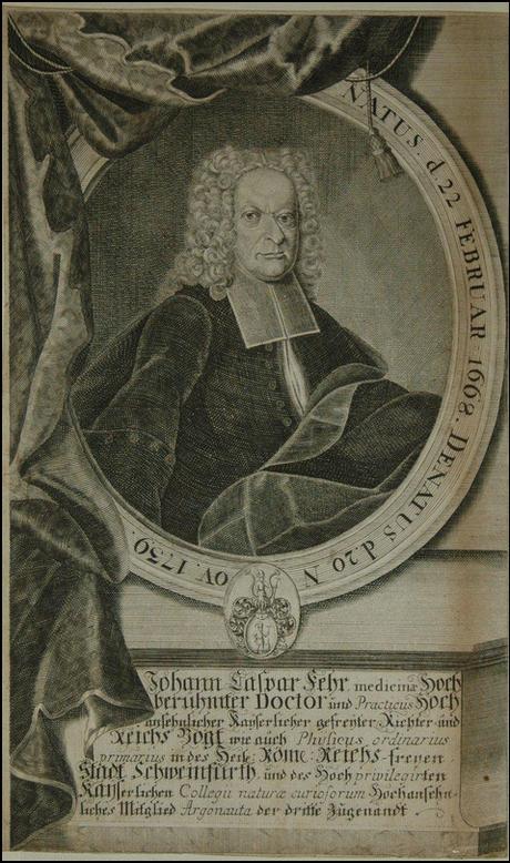 Johann Caspar Fehr