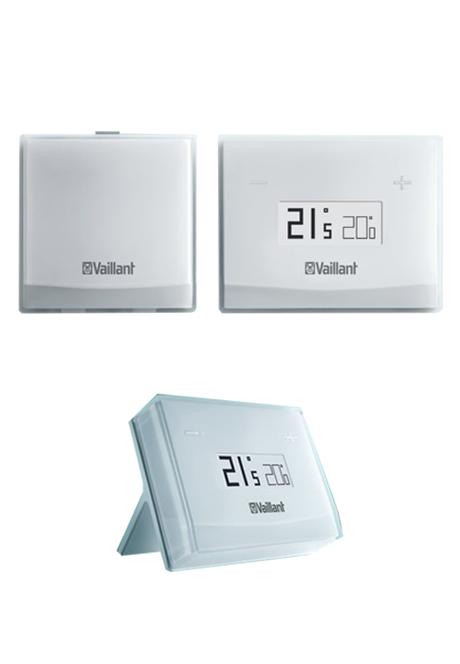 vsmart centralina vaillant compatibile con tutte le caldaie vaillant per controllare il riscaldamento e l'acqua calda sanitaria tramite wifi a torino e provincia