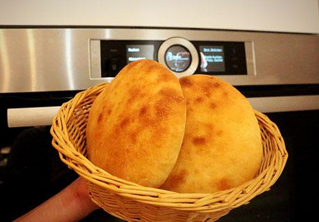 Döner Brot Rezept