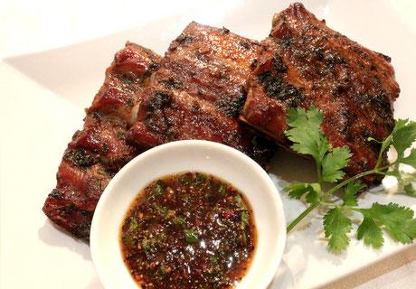Asiatische Grill und BBQ Marinade