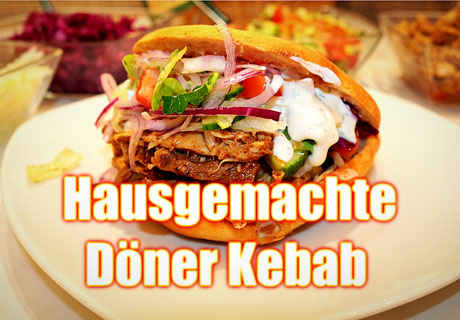 Kebab Dönertasche Selbermachen