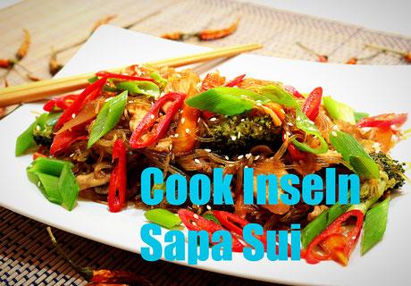 Chop Suey Sapa Sui Cook Islands Rezept
