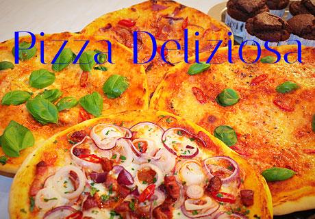 Pizza richtig zubereiten