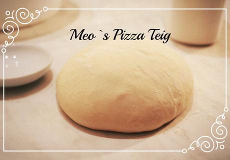 Pizzateig Rezept Klassisch