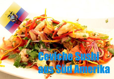 Ceviche Rezept Ecuador