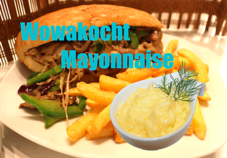 Frische Mayonnaise