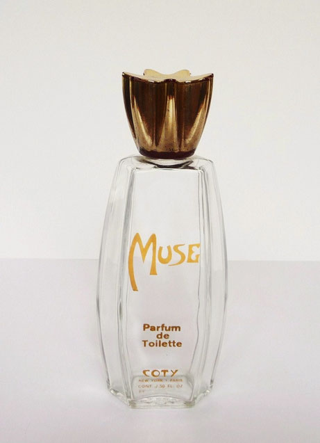 MUSE - PARFUM DE TOILETTE - 2.50 FL. OZ (ENVIRON 60 ML)