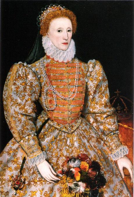 Die Geschichte der Tudors: Königin Elizabeth I.