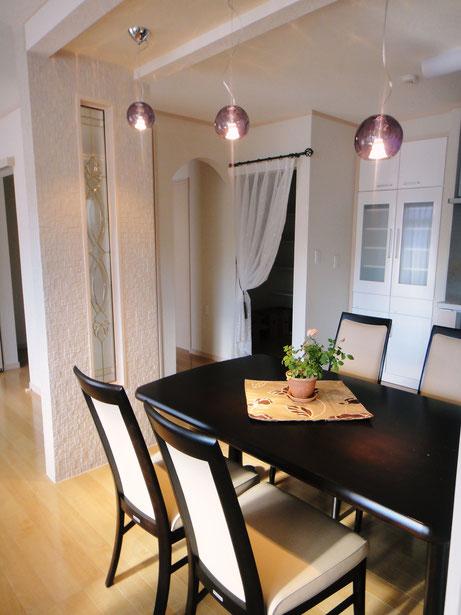 リビング 家具 照明 キッチン