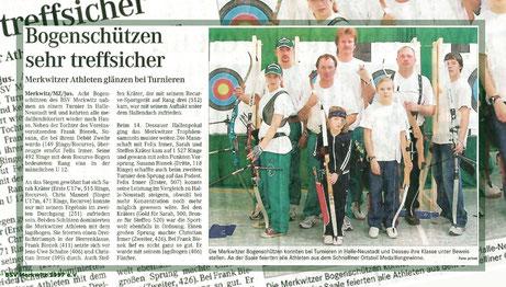 Fotocollage - Artikel - 13. Novemberturnier 2005 in Halle/Saale