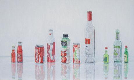 Sabine Christmann, Malerei, painting, 2013