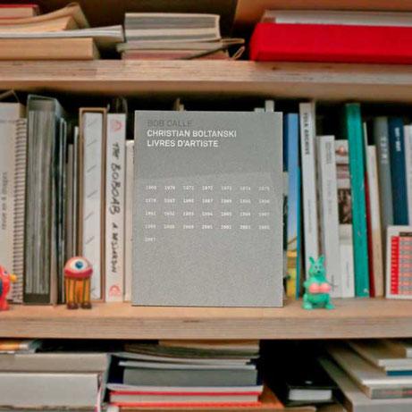 """Photo du livre """"Christian Boltanski, livres d'artiste"""""""