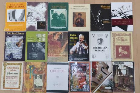 フィドル バイオリン お勧めの教則本や楽譜