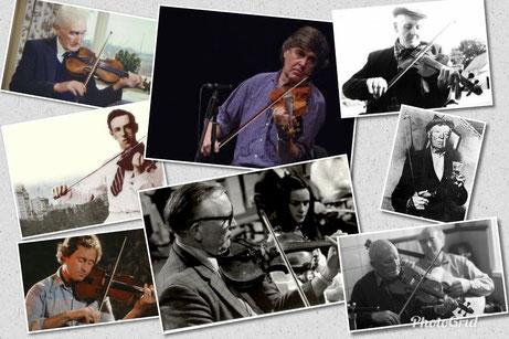 フィドル奏者 バイオリン奏者 有名