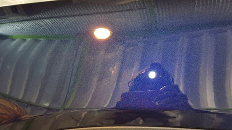 ベンツ・GLCの傷除去 埼玉の車磨き専門店 ドイツ車のコーティング