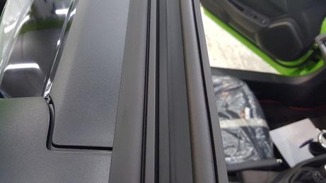 s660 細部の洗浄。