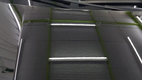 プジョー308GTIのクレーター除去 埼玉の車磨き専門店