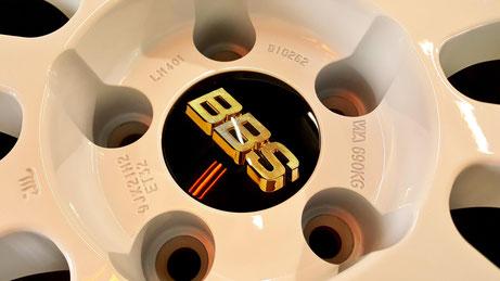 BBS・LMのホイールコーティング