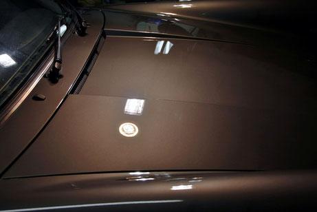 研磨で綺麗になったポルシェ964 空冷ポルシェの傷除去 埼玉の車磨き専門店