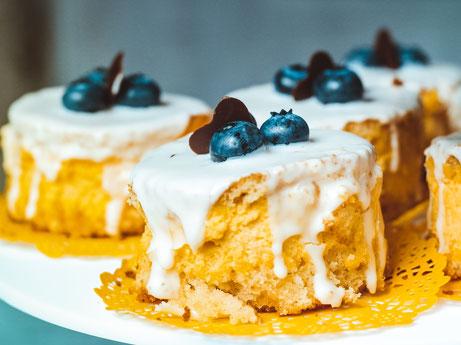 Kuchen & Gebäck, Herkert Catering