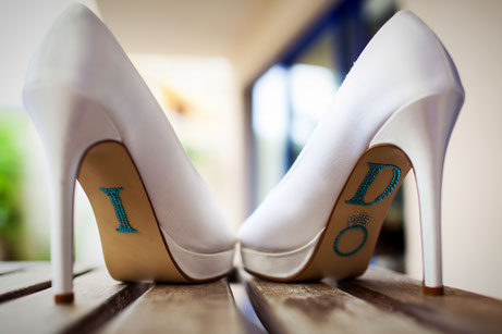 Life-Time.Events Weddingshoes I do Hochzeitsidee