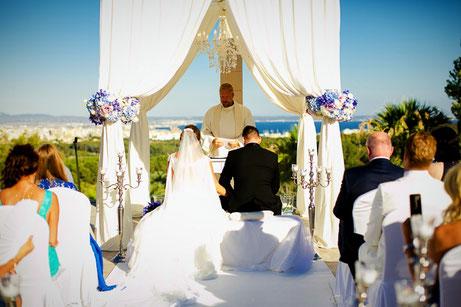Life-Time.Events  Hochzeitszeremonie Mallorca Hochzeitslokation
