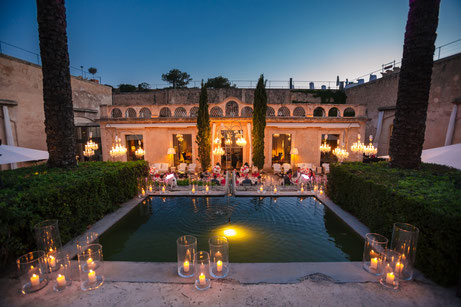 Life-Time.Events Hochzeitslocation Mallorca Hotel Schloss