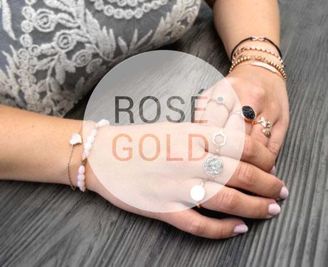 rose gold schmuck jewelry fashion rosegold kupfer  rosegold handmade fabulous funky jewelry