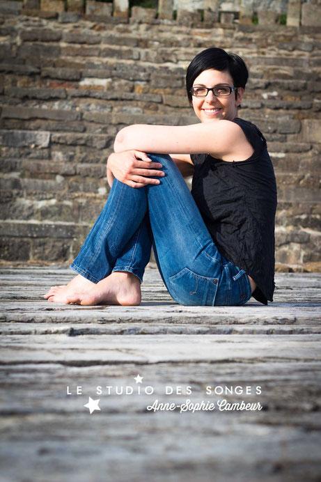 Séance Portrait - Le Studio des Songes - Anne-Sophie Cambeur