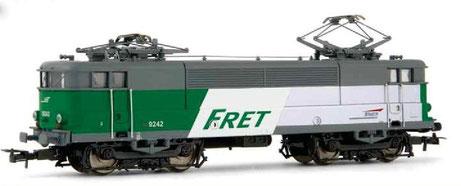 Pièces locomotives électriques JOUEF