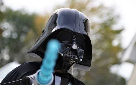 Darth Wader i Star Wars