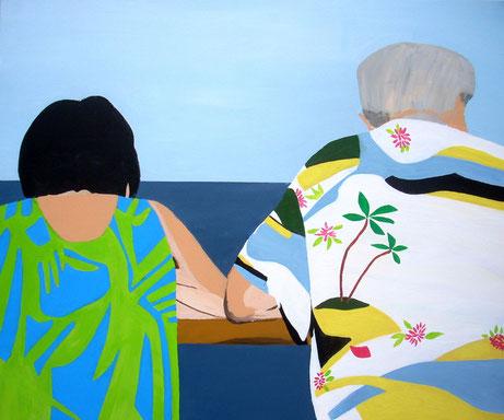 Backside (Seaside), 2014
