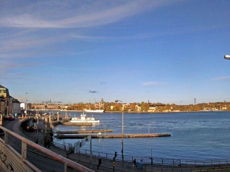 Aussicht von Södermalm