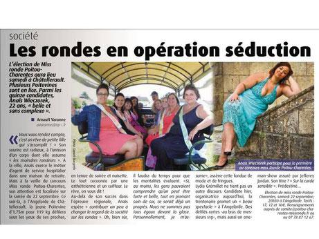 19 septembre 2012. 7 à Poitiers n°138.