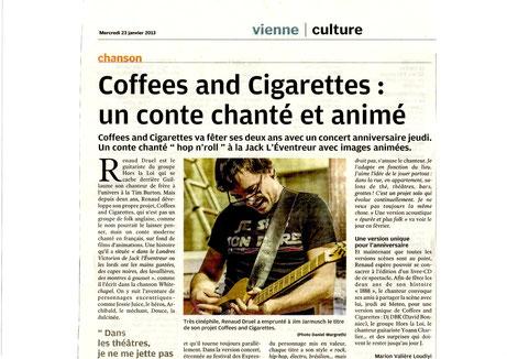 23 janvier 2013. Centre Presse.