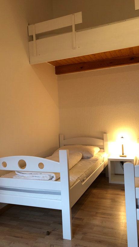 Ferienhaus Scholle K11 -Jugendzimmer-