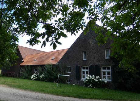 Boerderij de Beijlshof Beijlshof 1 Heythuysen gemeentelijk monument